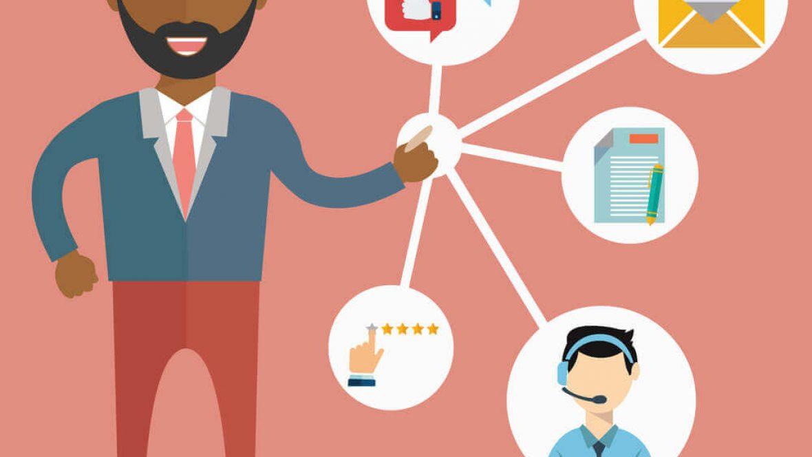 gestão de relacionamento com o cliente